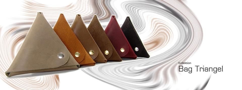 Kollektion Triangel Bag